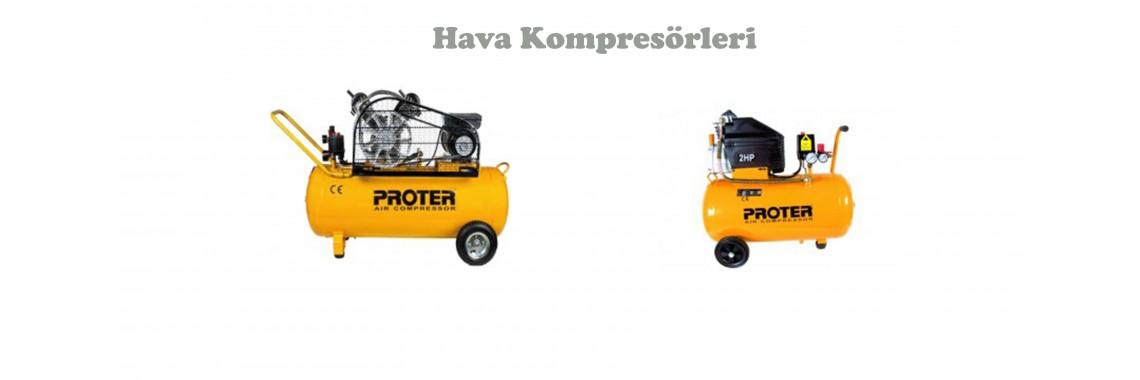 hava kompresörleri